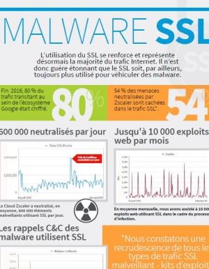 Infographie : Malware SSL