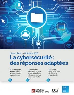 La cybers�curit� : des r�ponses adapt�es