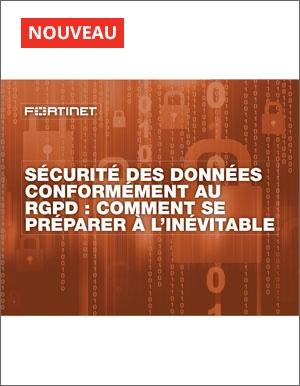 Sécurité des données conformément au RGPD : Comment se préparer à l'inévitable
