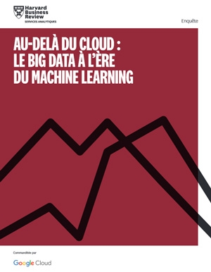 Au-delà du Cloud : le Big Data à l'ère du Machine Learning