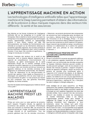IA / Machine Learning : l'apprentissage machine en action