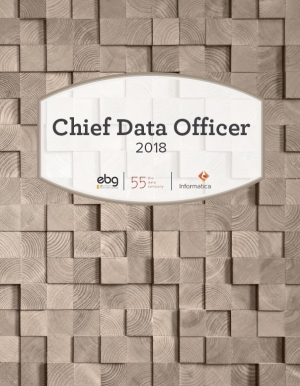 Chief Data Officer 2018