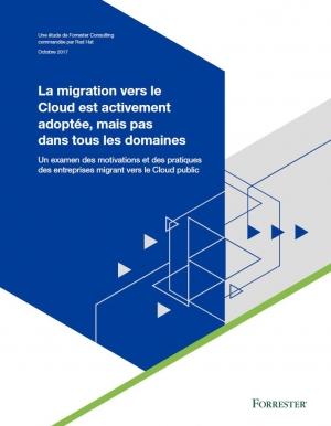 Étude Cloud : La migration vers le Cloud est activement adoptée