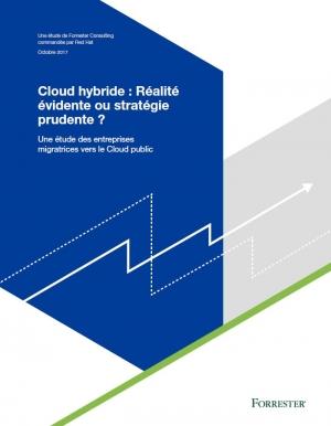 Étude Cloud hybride : Réalité évidente ou stratégie prudente ?