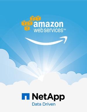 Infographie : Pourquoi utiliser NetApp Cloud Volumes avec AWS ?