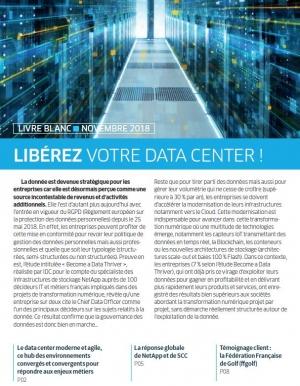 Libérez votre Data center !