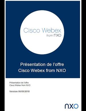 Méthodologie d'implémentation d'une solution de communication Webex : l'approche NXO