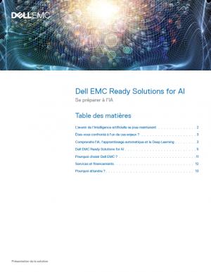 Quelles technologies pour réussir l'implémentation de vos solutions d'IA ?