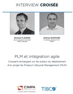 PLM et intégration agile