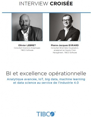 La BI au service de l'excellence opérationnelle