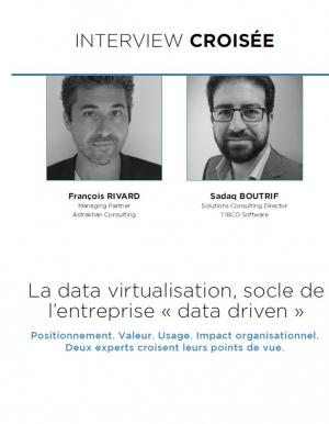 La data virtualisation, socle de l'entreprise data driven