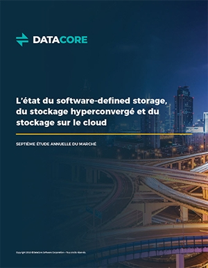 �tude - �tat du software defined storage, cloud et hyperconverg�