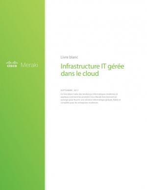 Les bénéfices d'une Infrastructure IT gérée dans le cloud
