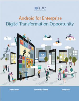 Smartphones Android pour votre Entreprise : les critères de choix à prendre en compte