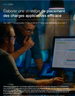 Répartir ses charges applicatives on premise et cloud: quelle stratégie adopter?