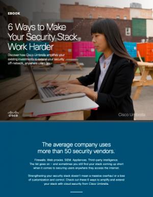 6 manières de sécuriser votre réseau d'entreprise grâce au cloud