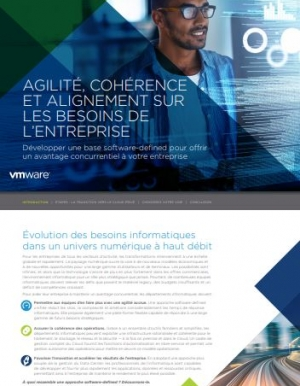 Quelle m�thodologie pour d�velopper une base software-defined solide ?