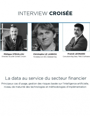 La data au service du secteur financier