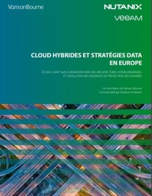 Clouds hybrides et strat�gies de donn�es en Europe