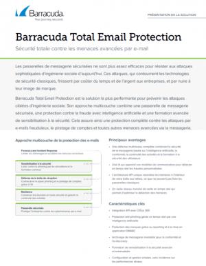Menaces avancées par email : les bénéfices d'une approche « multicouche »