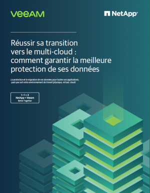 Multi-cloudet data-protection : comment réussir sa transition?