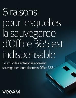 Pourquoi les entreprises doivent-elles sauvegarder leurs données sur Office 365 ?