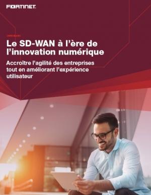 Le SD-WAN � l'�re de l'innovation num�rique