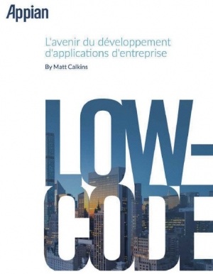 L'avenir du développement d'applications d'entreprise low code