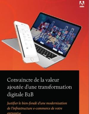 Moderniser son infrastructure e-commerce : une vraie valeur ajout�e pour le commerce B2B