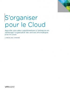 D�partement informatique : comment r�ussir sa transition vers le Cloud ?