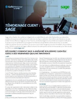 Comment am�liorer son service client�le gr�ce � des webinaires Q&A live innovants