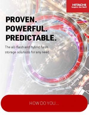 Infographie - Hitachi Vantara am�liore la continuit� d'activit� avec ses solutions de VSP
