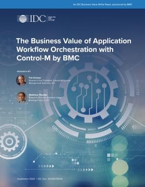 Les gains g�n�r�s par l'orchestration des workflows d'applications avec BMC Control-M