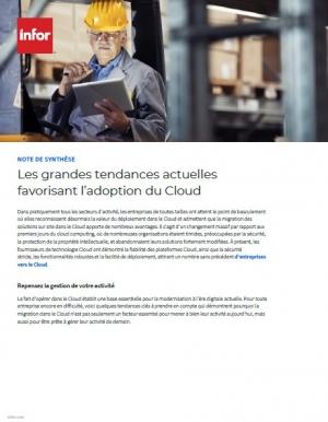 6 points pour comprendre pourquoi le Cloud est n�cessaire � votre entreprise