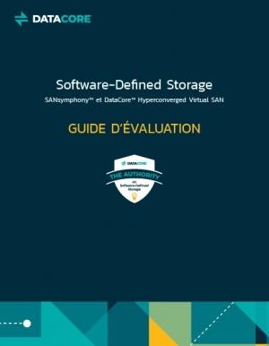 Guide : quels crit�res de s�lection pour une solution de stockage adapt�e � votre organisation ?