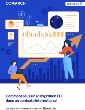 9 étapes pour réussir votre projet de migration EDI dans un contexte international