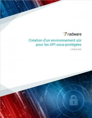 Conseils pour développer un environnement sécurisé autour de vos API
