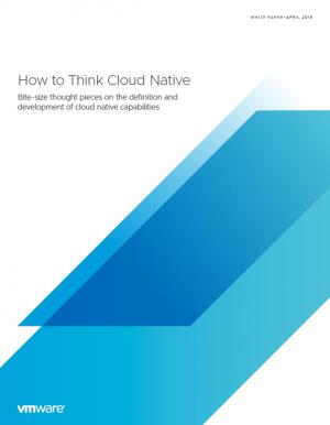 Comment penser Cloud Native et en tirer tous les b�n�fices ?