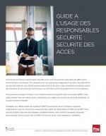 Guide à l'usage des responsables sécurité : Sécurité des accès