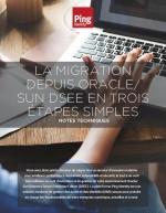 La Migration depuis Oracle/ Sun DSEE en trois étapes simples