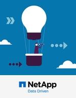 Infographie : les avantages de NetApp Cloud volumes