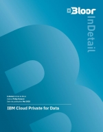 Rapport Bloor : IBM Cloud Private for Data