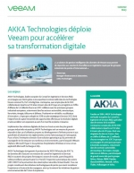 Success story: AKKA Technologies déploie Veeam pour accélérer sa transformation digitale