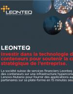 Leonteq : Investir dans la technologie des conteneurs pour soutenir la croissance stratégique de l'entreprise