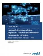Les solutions de gestion: moteur clé de la transformation numérique des entreprises.