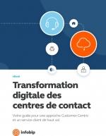 EBook : Transformation digitale des centres de contact
