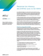 Ebook: Repenser les réseaux des EHPAD avec le SD-WAN