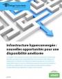 Infrastructure hyperconvergée : nouvelles opportunités pour une disponibilité améliorée