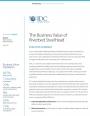 IDC : Une estimation de la valeur commerciale de Riverbed SteelHead. Le rapport complet.