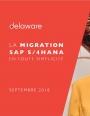 Migration vers SAP S/4 HANA : pourquoi faut-il franchir le pas ?